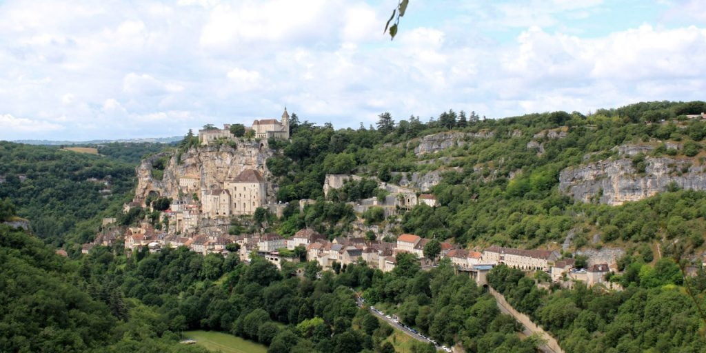 Self Guided Bicycle Tour Dordogne