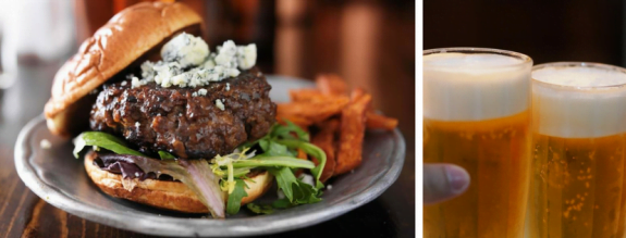 Food and Drink on an Asheville Bike Tour