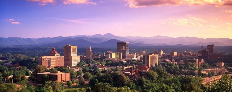 Four Seasons of Asheville