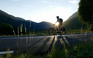 Going on a Cycling Vacation in a COVID-19 World