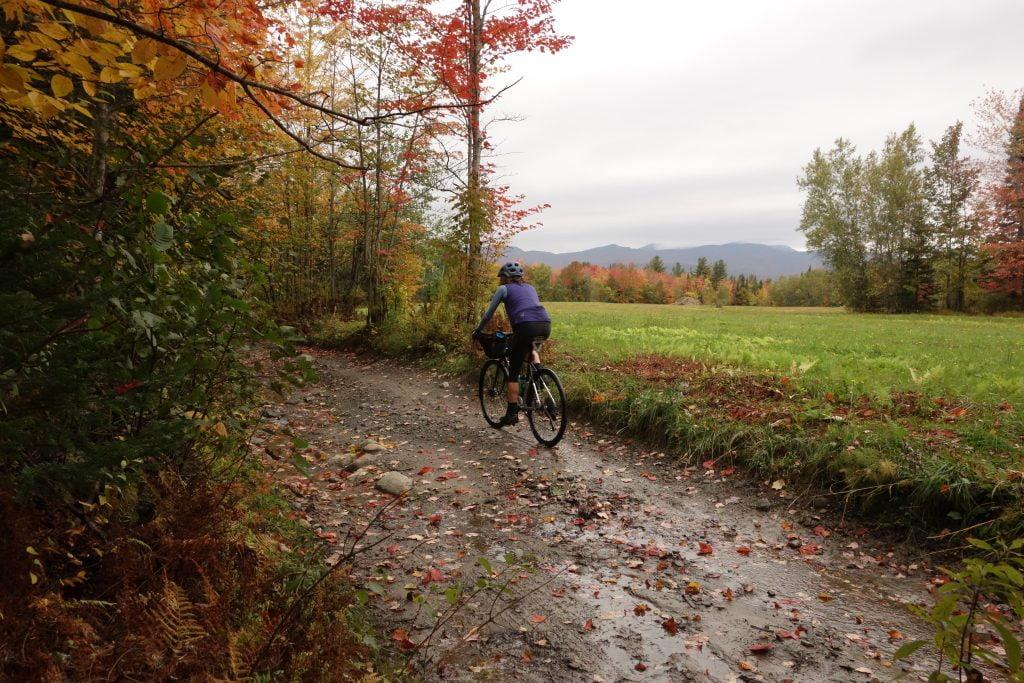 vermont bike trail