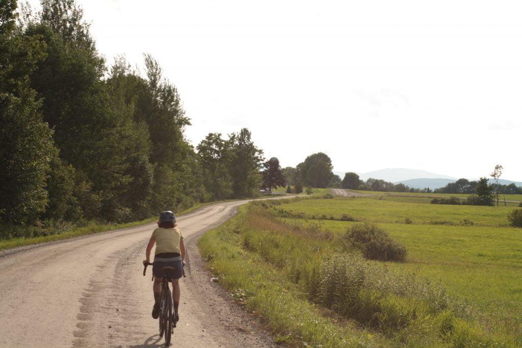 bike tour vermont